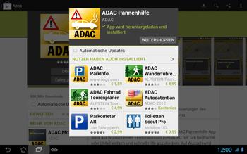 Asus Padfone 2 - Apps - Herunterladen - 25 / 27