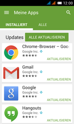 Alcatel One Touch Pop C3 - Apps - nach App-Updates suchen - Schritt 6