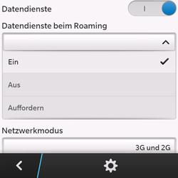 BlackBerry Q10 - Ausland - Auslandskosten vermeiden - Schritt 9