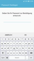 Samsung Galaxy S7 - Datenschutz und Sicherheit - Zugangscode einrichten - 10 / 15