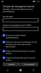Microsoft Lumia 950 - E-mail - Configuration manuelle - Étape 14