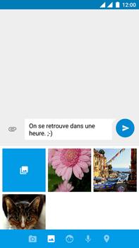 OnePlus 3 - MMS - envoi d'images - Étape 10