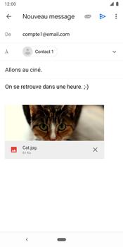 Google Pixel 3 - E-mails - Envoyer un e-mail - Étape 15