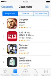 Apple iPhone 4S iOS 7 - Applicazioni - Installazione delle applicazioni - Fase 7