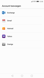 Huawei P10 - E-mail - Handmatig instellen (yahoo) - Stap 5