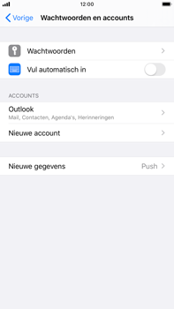 Apple iPhone 6s Plus - iOS 13 - e-mail - handmatig instellen - stap 9