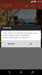 HTC Desire 816 - Photos, vidéos, musique - Envoyer une photo via Bluetooth - Étape 11