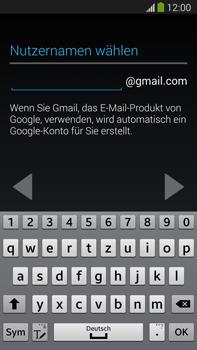Samsung Galaxy Note 3 LTE - Apps - Konto anlegen und einrichten - 8 / 22