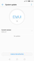 Huawei P10 Lite - Device - Software update - Step 7