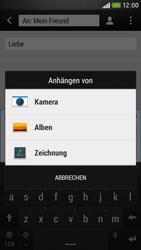 HTC Desire 601 - MMS - Erstellen und senden - Schritt 17