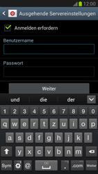 Samsung N7100 Galaxy Note 2 - E-Mail - Konto einrichten - Schritt 11
