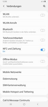 Samsung Galaxy A80 - Netzwerk - So aktivieren Sie eine 4G-Verbindung - Schritt 5