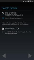 Samsung Galaxy A5 - Apps - Konto anlegen und einrichten - 13 / 22