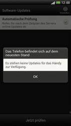 HTC One S - Software - Installieren von Software-Updates - Schritt 8
