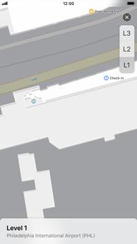 Apple iPhone 7 Plus - iOS 11 - Indoor-Karten (Einkaufszentren/Flughäfen) - 9 / 12
