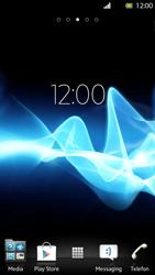 Sony Xperia S - Anleitung - Anleitung herunterladen - Schritt 1