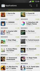 HTC One - Applications - Télécharger une application - Étape 9