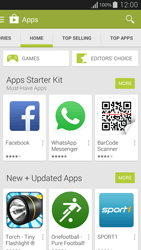 Samsung G850F Galaxy Alpha - Applications - Installing applications - Step 5