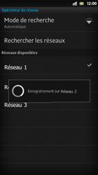 Sony LT26i Xperia S - Réseau - utilisation à l'étranger - Étape 13