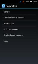 Huawei Y3 - Internet - Configuration manuelle - Étape 24