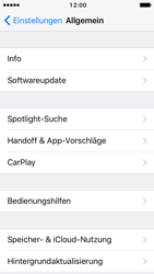 Apple iPhone 5 iOS 10 - Software - Installieren von Software-Updates - Schritt 6