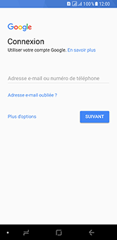 Samsung Galaxy A8 (2018) - E-mail - Configuration manuelle (gmail) - Étape 9