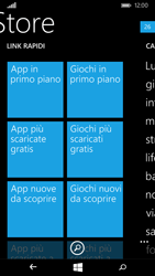 Microsoft Lumia 535 - Applicazioni - Installazione delle applicazioni - Fase 6