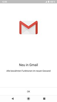 Sony Xperia XZ2 Premium - Android Pie - E-Mail - Konto einrichten (gmail) - Schritt 5