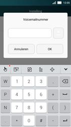 Huawei Huawei Y5 - voicemail - handmatig instellen - stap 8