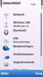 Nokia C5-03 - bluetooth - headset, carkit verbinding - stap 5