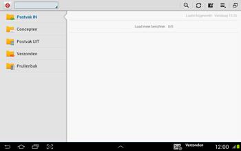 Samsung N8020 Galaxy Note 10-1 LTE - E-mail - Hoe te versturen - Stap 18