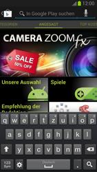 Samsung Galaxy S III - Apps - Installieren von Apps - Schritt 5