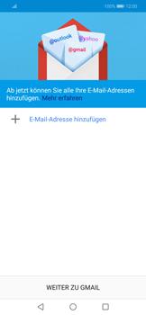 Huawei Mate 20 Lite - E-Mail - Konto einrichten (gmail) - Schritt 5