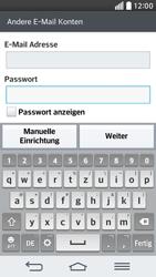 LG D620 G2 mini - E-Mail - Konto einrichten - Schritt 7