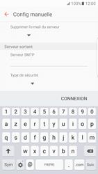 Samsung Galaxy S7 Edge - E-mail - configuration manuelle - Étape 11