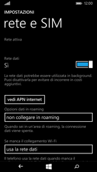 Microsoft Lumia 535 - MMS - Configurazione manuale - Fase 5