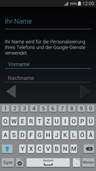 Samsung Galaxy A5 - Apps - Konto anlegen und einrichten - 5 / 22
