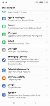 Huawei P20 Lite Dual-SIM (Model ANE-LX1) - Instellingen aanpassen - Back-up maken in je account - Stap 3
