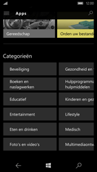 Microsoft Lumia 950 - Applicaties - Download apps - Stap 11