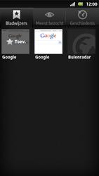 Sony MT27i Xperia Sola - internet - hoe te internetten - stap 9