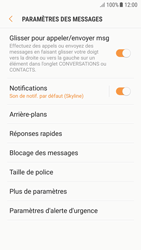 Samsung A310F Galaxy A3 (2016) - Android Nougat - SMS - Configuration manuelle - Étape 6