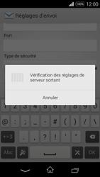 Sony D2203 Xperia E3 - E-mail - Configuration manuelle - Étape 14