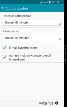 Samsung Galaxy Note Edge - e-mail - handmatig instellen - stap 16