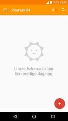 Alcatel A3 - e-mail - handmatig instellen - stap 4