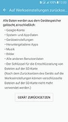 Samsung Galaxy J5 (2016) DualSim - Fehlerbehebung - Handy zurücksetzen - 2 / 2