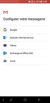 Samsung Galaxy A8 (2018) - E-mail - Configuration manuelle (gmail) - Étape 8