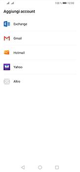 Huawei P30 Lite - E-mail - configurazione manuale - Fase 5