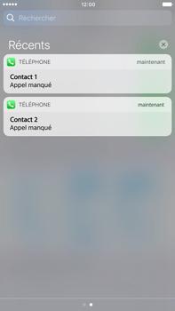 Apple Apple iPhone 6 Plus iOS 10 - iOS features - Personnaliser les notifications - Étape 12