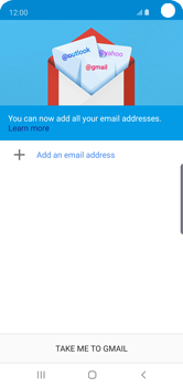Samsung Galaxy S10e - E-mail - 032a. Email wizard - Gmail - Step 6