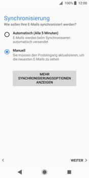 Sony Xperia XZ2 - E-Mail - Konto einrichten (yahoo) - Schritt 10